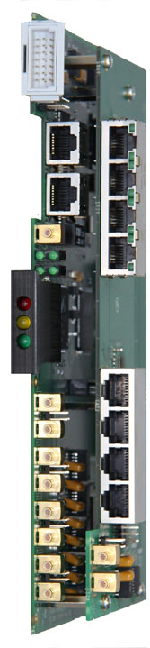 DB4 Multiplexer Unit For DynaFlex