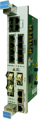 ethernet optical card - DFX1000