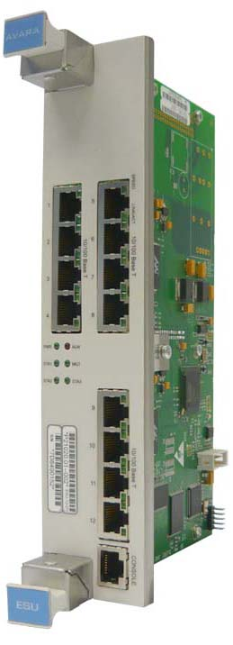 ethernet switch unit - ESU